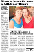 DNA Solutions sur le journal Diario de Córdoba