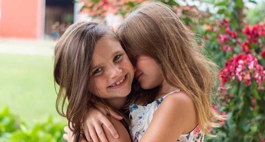Le test ADN entre sœurs
