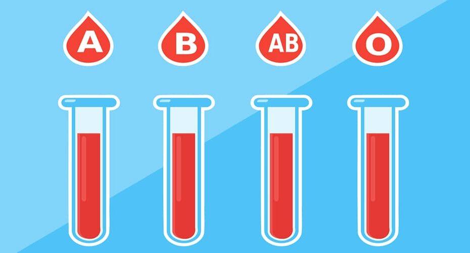 Les groupes sanguins pour déterminer la paternité