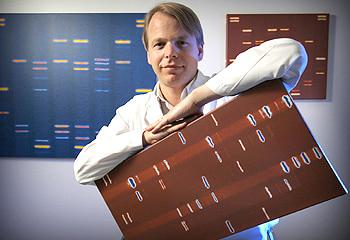 Vernon Muir, directeur de DNA Solutions
