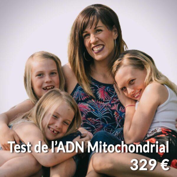 Produit Test de l'ADN Mitochondrial