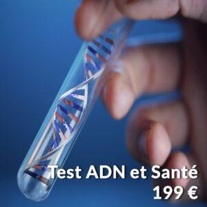 Produit Test ADN et Santé