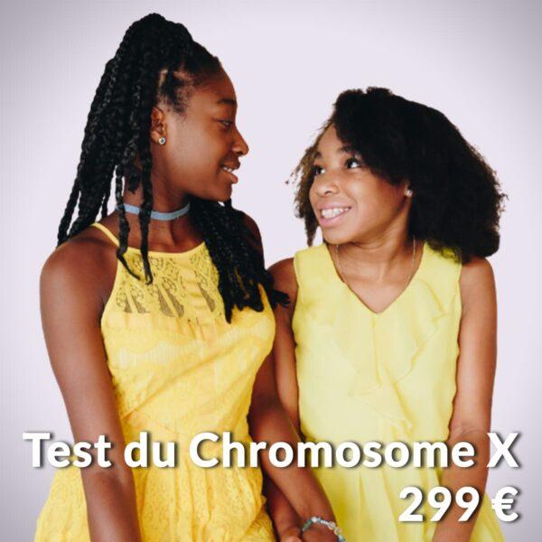 Produit Test du Chromosome X