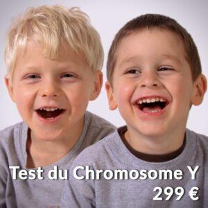 Produit Test du Chromosome Y