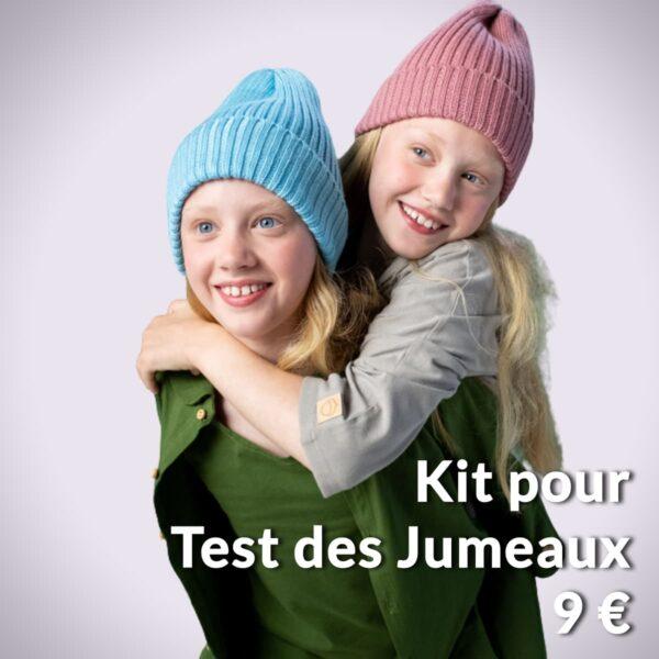 Produit Kit pour Test des Jumeaux
