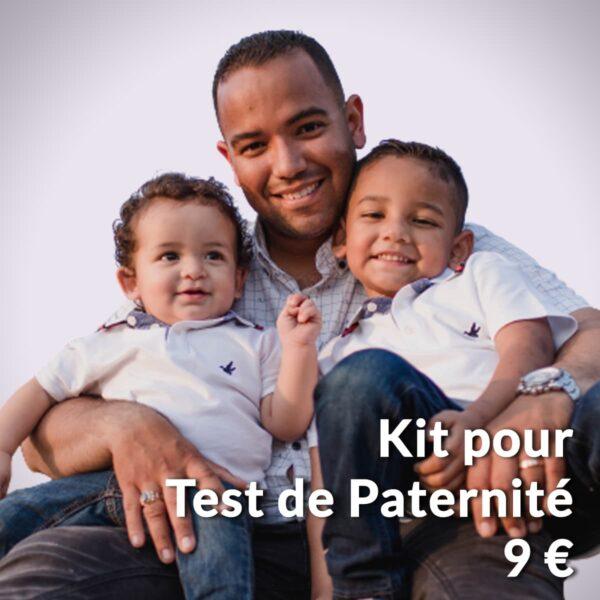 Produit Kit pour Test de Paternité